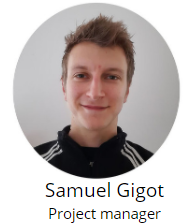 Samuel Gigot - project manager
